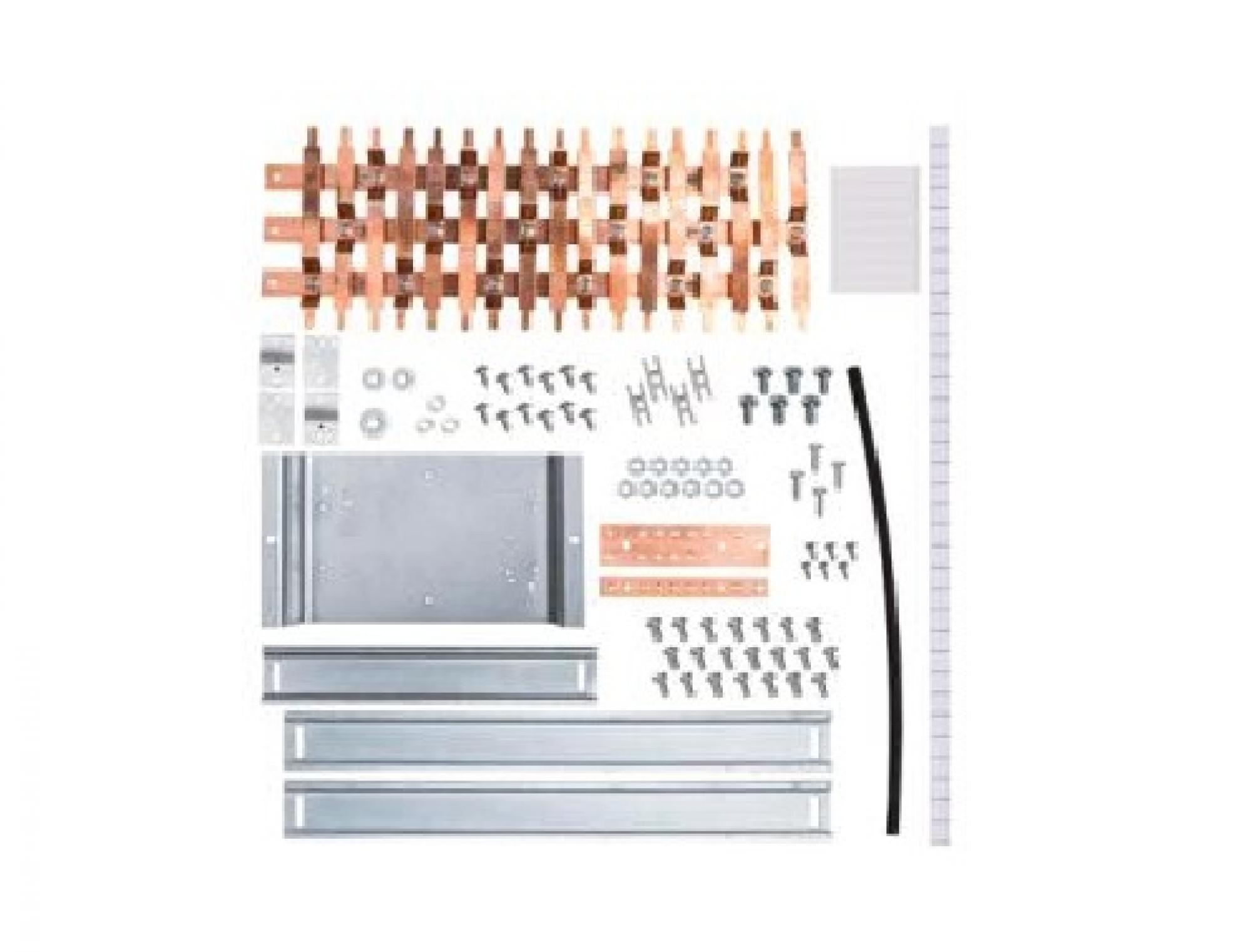 Kit barramento DIN trifasico 70E - 225A