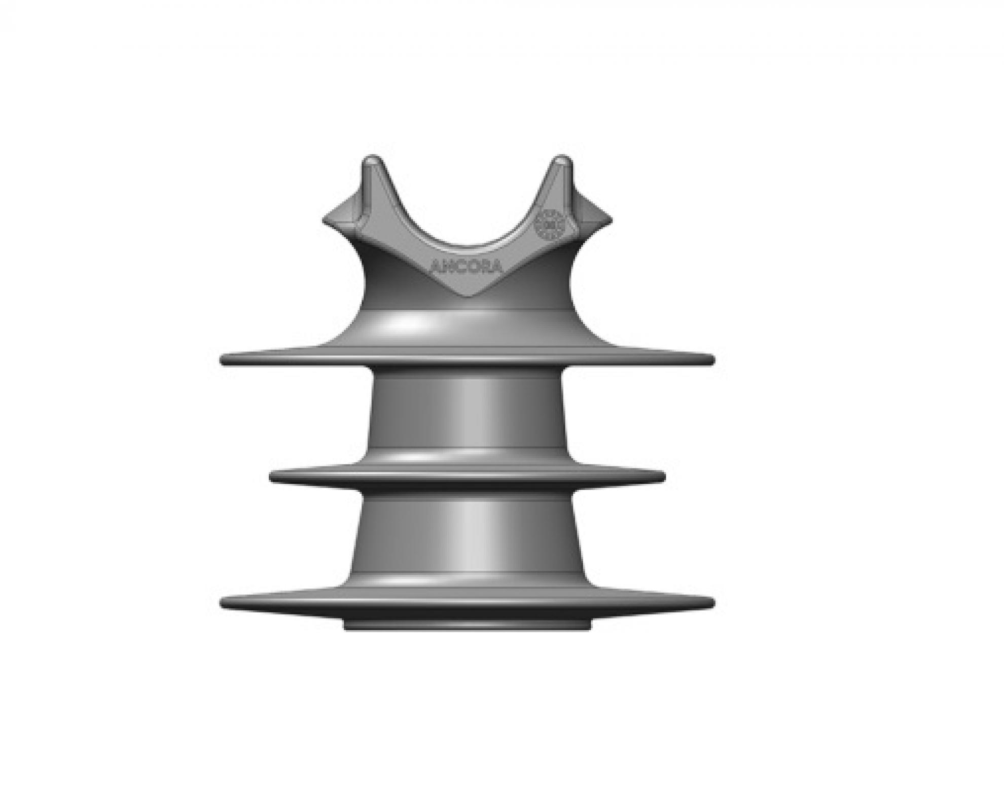 Isolador pino polimerico - 15KV