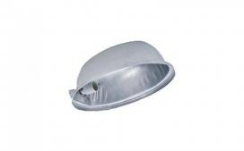 Luminaria para poste com policarbonato - 250V E-27