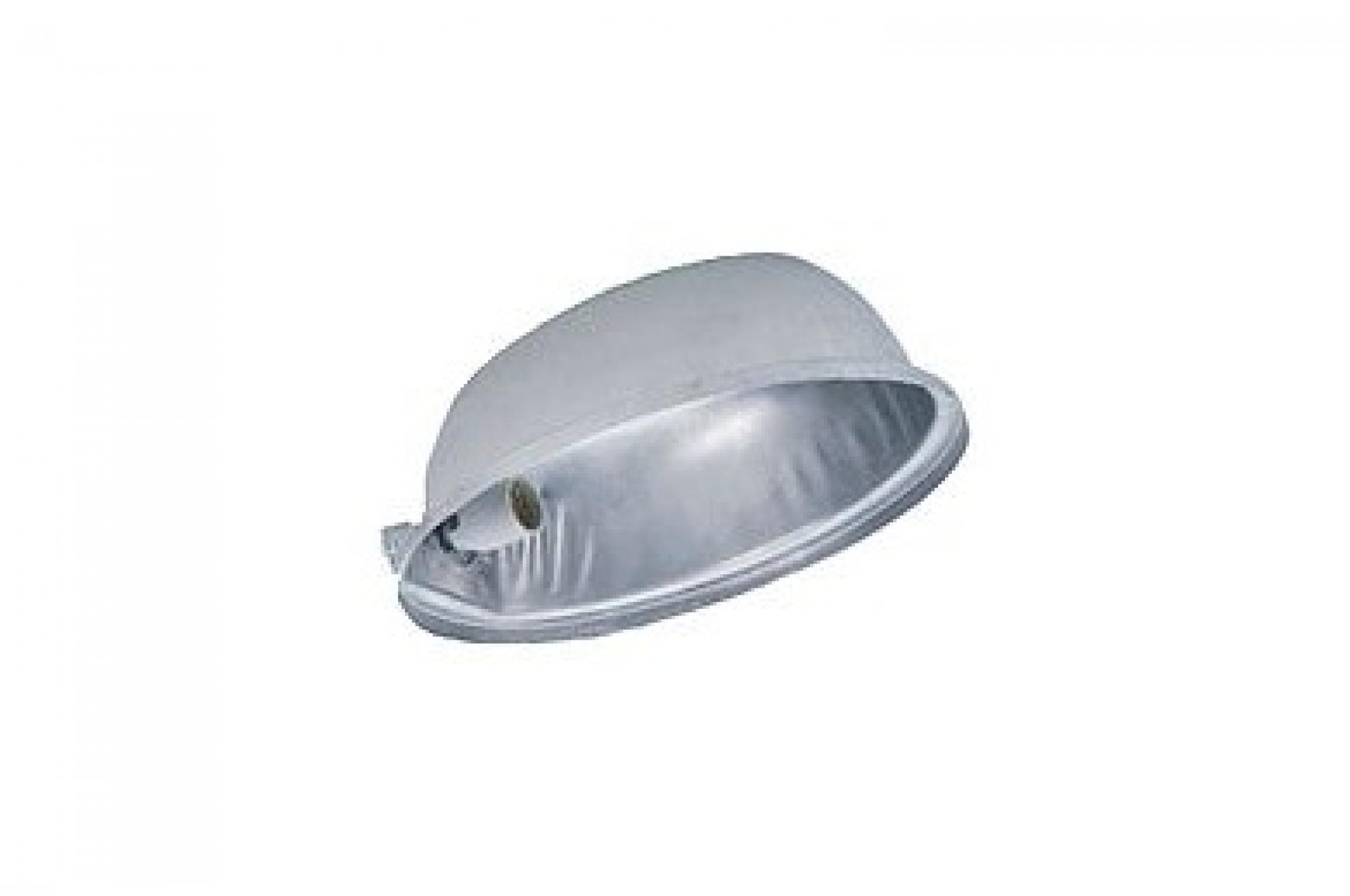 Luminaria para poste com policarbonato - 250V E-40