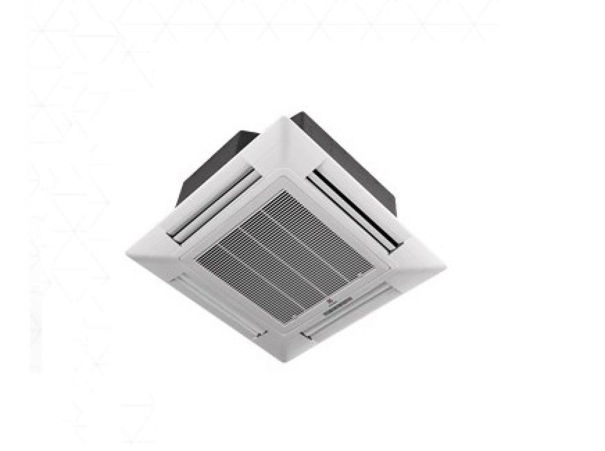 Ar condicionado - Cassete 36.000 BTUS (ZI36F/ZE36F)