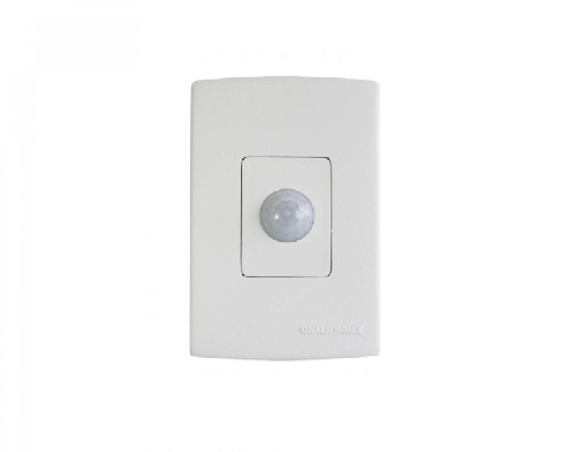 Sensor de presen�a embutir 4x2 - Com fotocelula