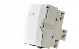 Modulo Interruptor Minuteira 2A BR