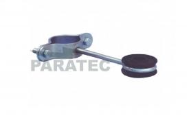Isolador para mastro 1.1/2 -Simples 1 Descida