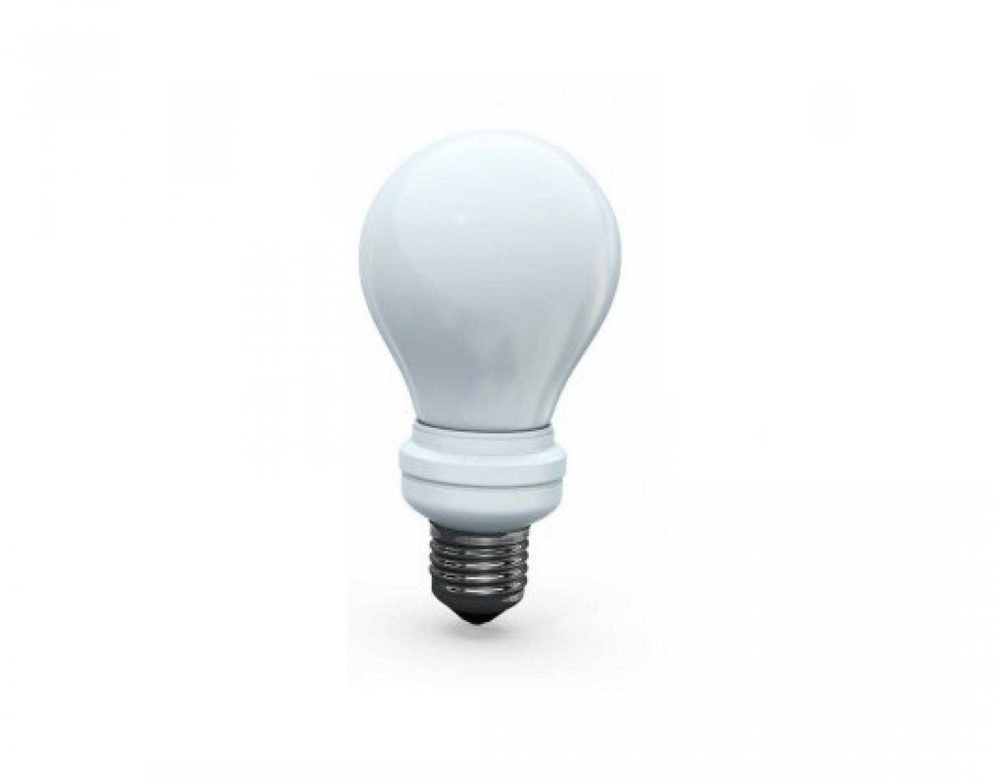 Lampada LED incandescente- 8W / 6000K