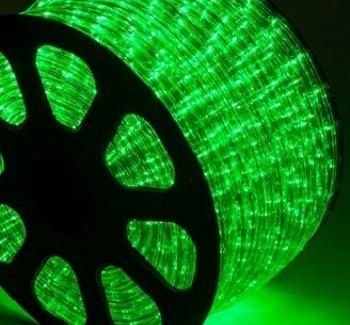 Mangueira LED 12MM - Verde