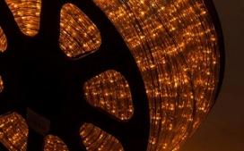 Mangueira LED 12MM - Amarela