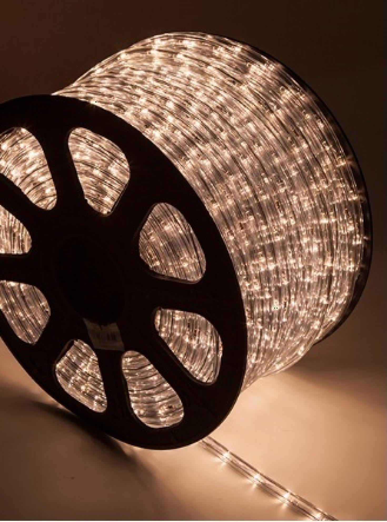 Mangueira LED 12MM - Branco