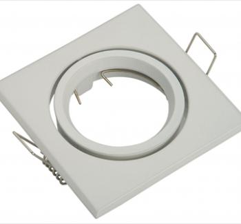 SPOT LED DICR 4,5W EMB QUAD 2700K BIV