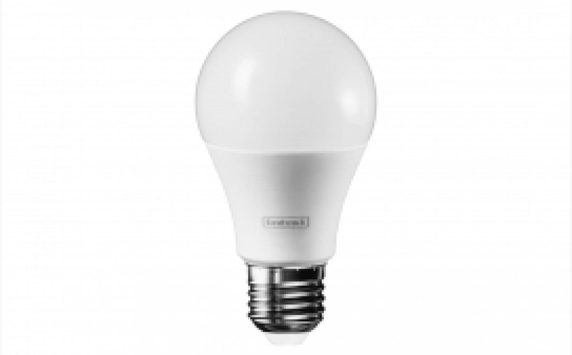 LAMPADA LED BULBO 14W 6500K BIV 60A