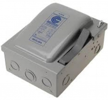 CHAVE FACA 30A   X  250V  F-321