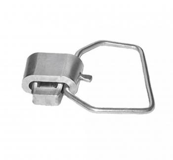 Conector aluminio - 103mm