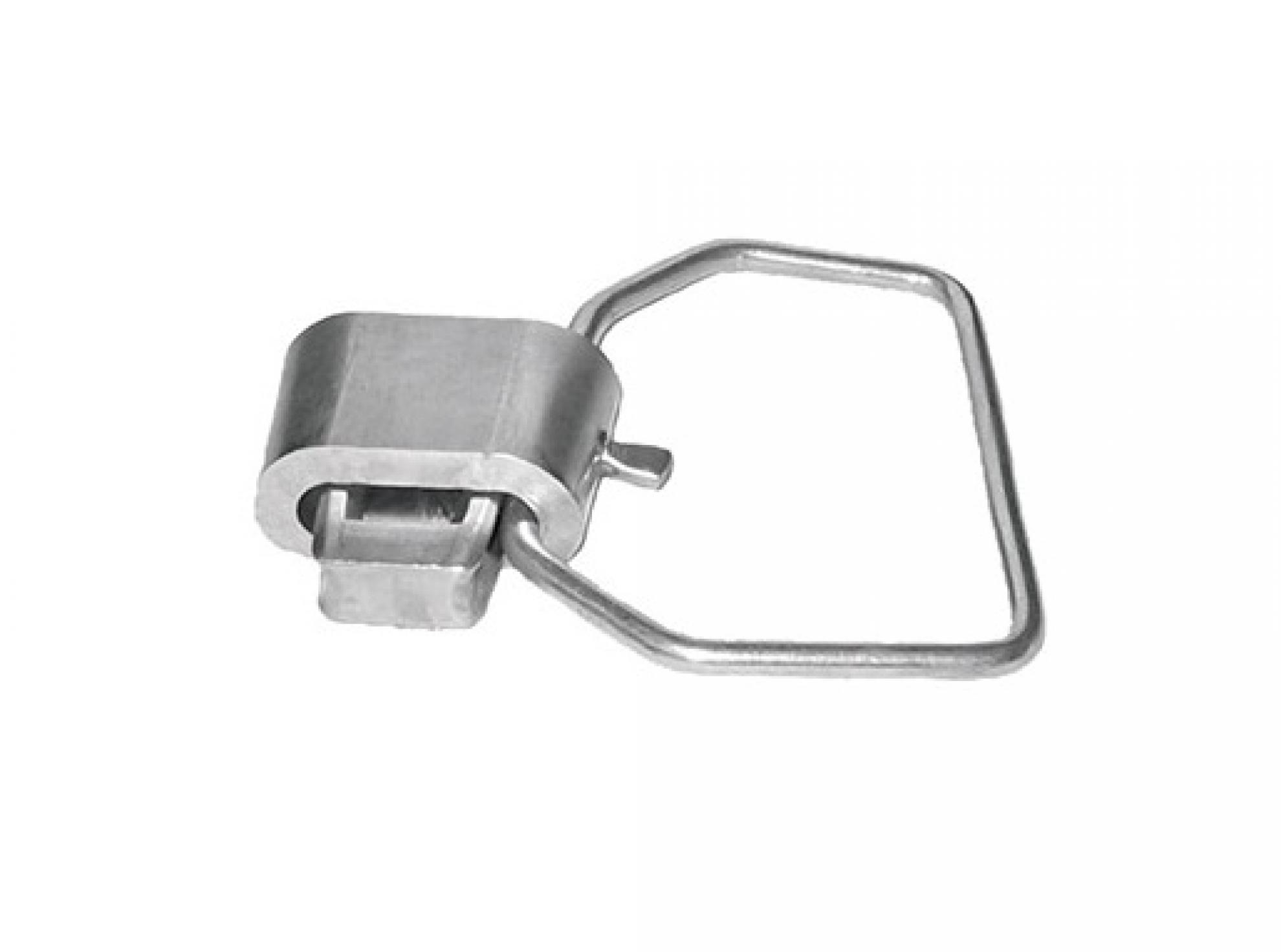 Conector aluminio - 150mm