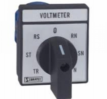 CHAVE COMUTADORA VOLT 600V 7POSI�OES LW28 - 20V