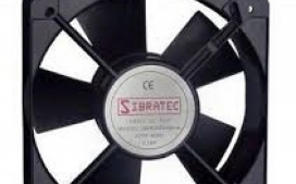 Cooler -25X25 6,0CM  110/220v Fan 12