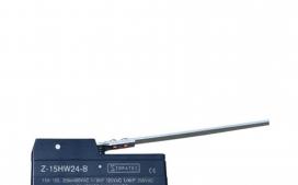 Chave fim de curso mini Z-15HW24-B com 1 Contato Revers�vel e Corpo Pl�stico