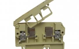 Borne Sak Porta Fus�vel 2,5-4mm�
