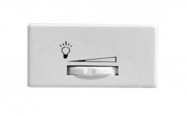 M�dulo Interruptor Dimmer 220V/400V L�mpada Incandescente Branco - Talari