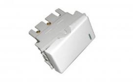 M�dulo Interruptor Simples 10A Branco- Talari